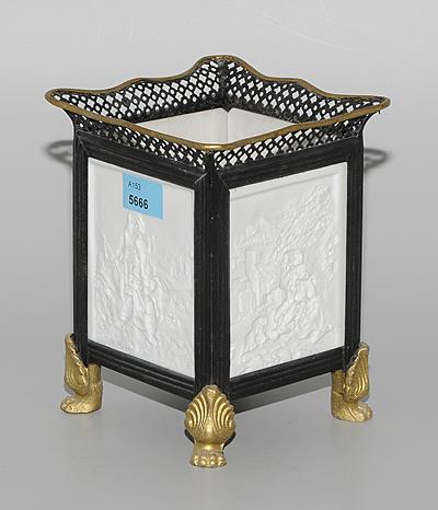 Schuler Auktionen AG - Lithophanie Lampe
