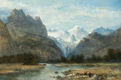 Schuler Auktionen AG - Unterberger, Franz Richard