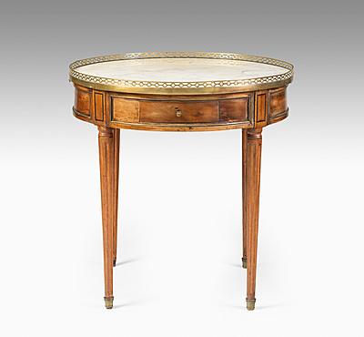 Schuler Auktionen AG - Table - Bouillotte