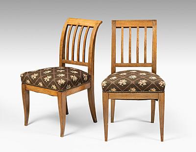 Schuler Auktionen AG - Ein Paar Stühle