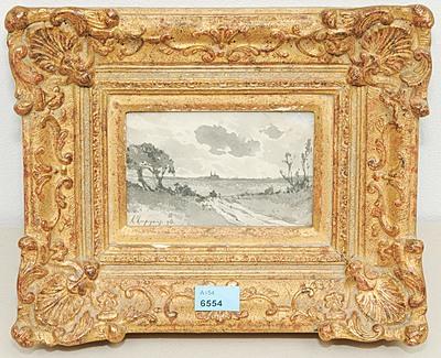 Schuler Auktionen AG - Harpignies, Henri Joseph