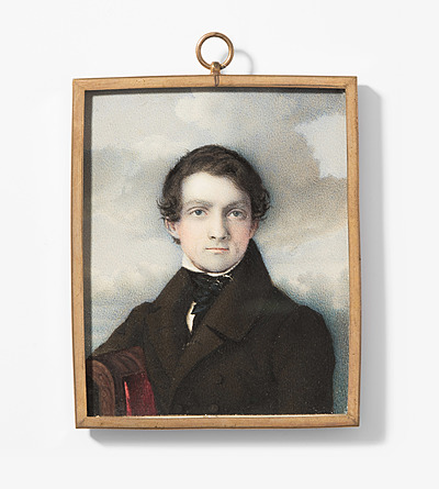Schuler Auktionen AG - Herrenporträt