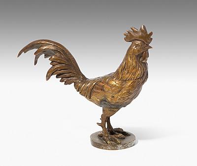 Schuler Auktionen AG - Tierfigur: Hahn
