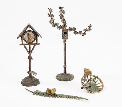 Schuler Auktionen AG - Lot: 4 Figurengruppen