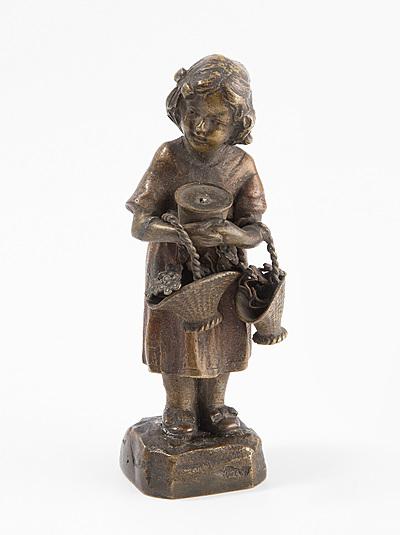 Schuler Auktionen AG - Kleine Figur