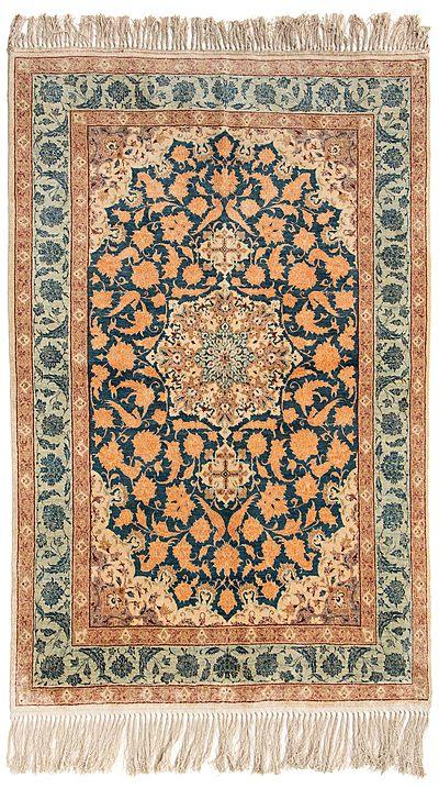 Schuler Auktionen AG - Isfahan-Seide