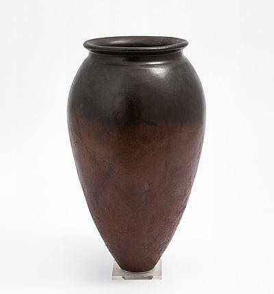 Schuler Auktionen AG - Schwarzrandige Vase