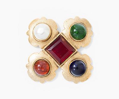 Schuler Auktionen AG - Chanel, Brosche von Victoire de Castellane