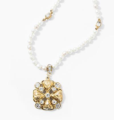 Schuler Auktionen AG - Chanel, Perlenkette mit Anhänger
