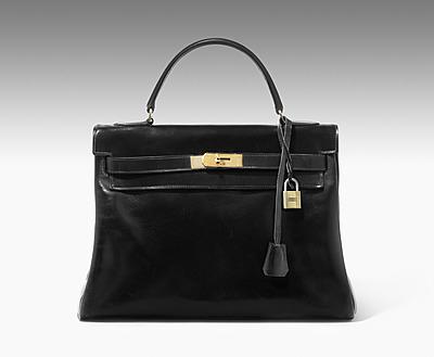 """Schuler Auktionen AG - Hermès, Handtasche """"Kelly"""" 32 cm"""