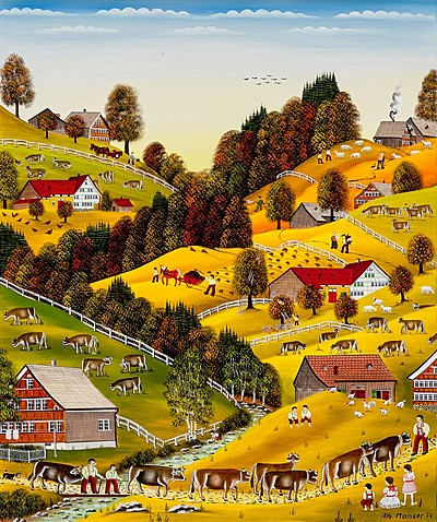 Schuler Auktionen AG - Manser, Albert