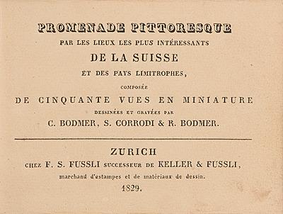 Schuler Auktionen AG - Füssli, F.S. (Hrsg.)