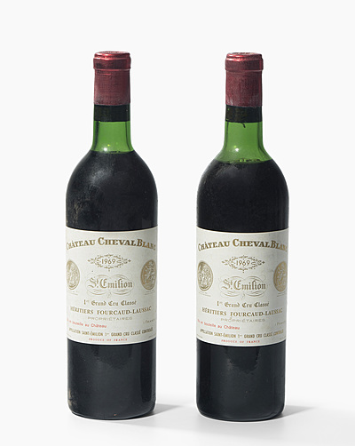 Schuler Auktionen AG - Chateau Cheval Blanc