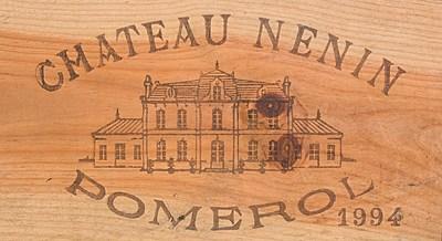 Schuler Auktionen AG - Chateau Nenin
