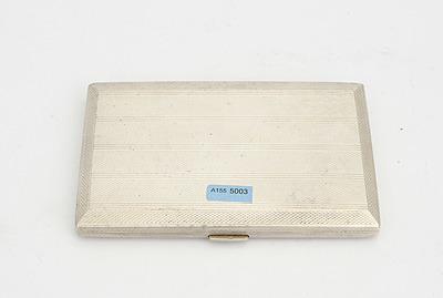 Schuler Auktionen AG - Zigarettenetui