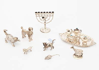 Schuler Auktionen AG - Lot: 8 Miniaturobjekte