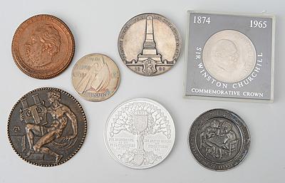 Schuler Auktionen AG - Lot 7 Medaillen