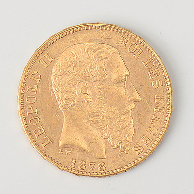 Schuler Auktionen AG - 20 Francs