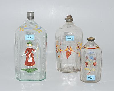 Schuler Auktionen AG - Lot: 3 Flaschen