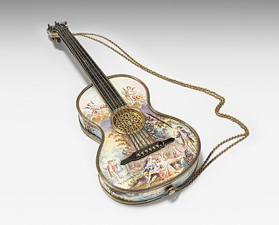 Schuler Auktionen AG - Musikdose, Ludwig Politzer