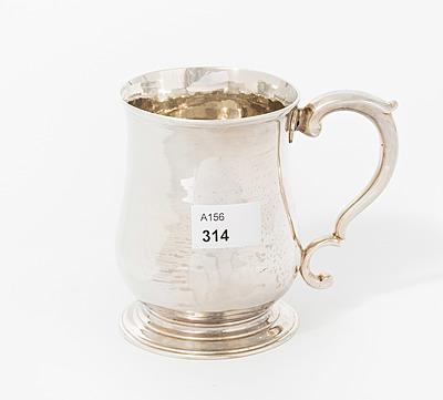 Schuler Auktionen AG - Kleiner Humpen, George III