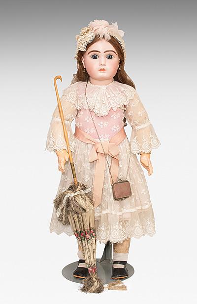 Schuler Auktionen AG - Grosse Steiner-Puppe
