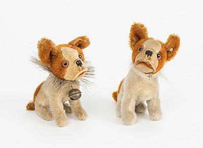 "Schuler Auktionen AG - Lot: 2 Steiff-Tiere ""Bully"""