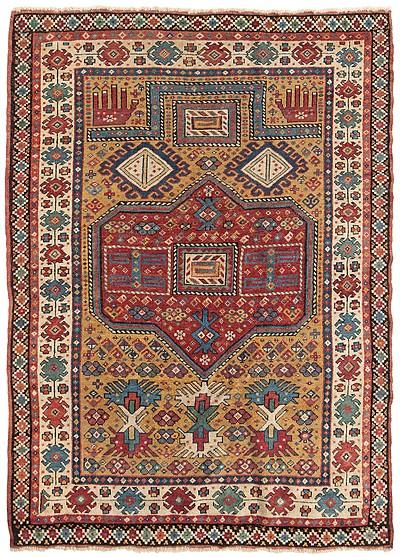 Schuler Auktionen AG - Daghestan-Gebetsteppich