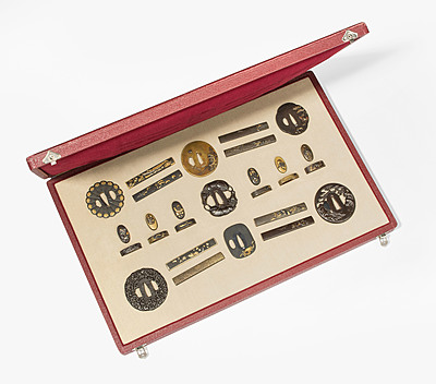 Schuler Auktionen AG - Schwertschmuck-Set