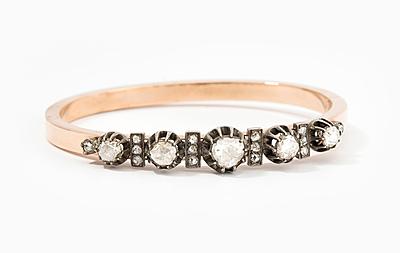 Schuler Auktionen AG - Diamant-Armreif