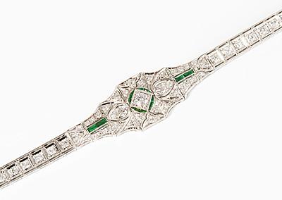 Schuler Auktionen AG - Diamant-Bracelet