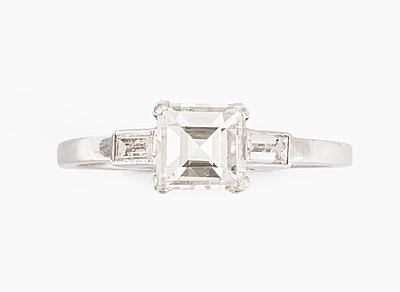 Schuler Auktionen AG - Diamant-Ring