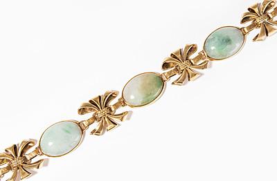 Schuler Auktionen AG - Jadeit-Bracelet