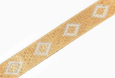 Schuler Auktionen AG - Bicolor-Armband