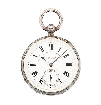 Schuler Auktionen AG - Watts & Co. Coast Guards Timekeeper