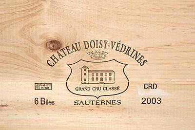 Schuler Auktionen AG - Chateau Doisy Védrines