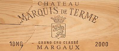 Schuler Auktionen AG - Chateau Marquis de Terme