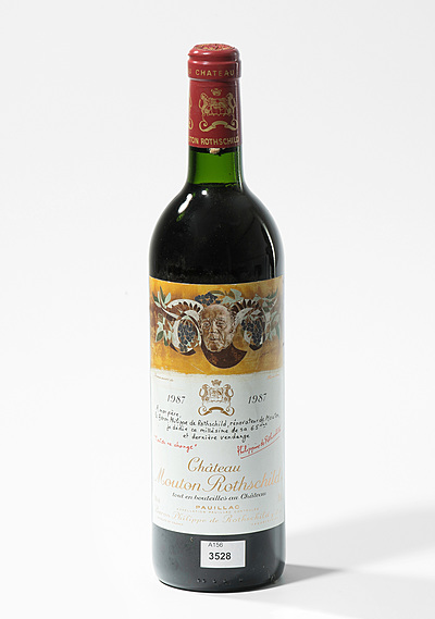 Schuler Auktionen AG - Chateau Mouton Rothschild