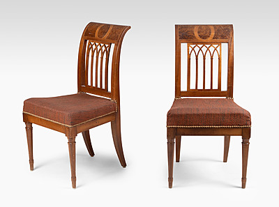Schuler Auktionen AG - Satz von acht Stühlen