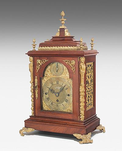 Schuler Auktionen AG - Bracket Clock