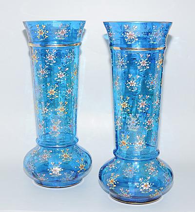 Schuler Auktionen AG - Wohl Legras, 1 Paar Vasen