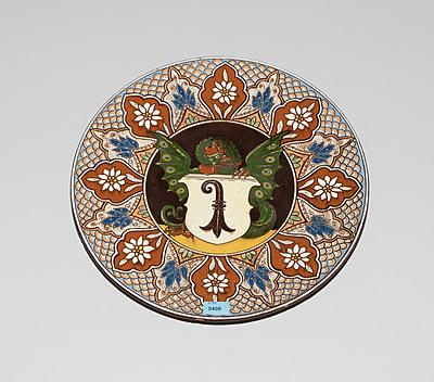 Schuler Auktionen AG - Thuner Keramik, Bildteller