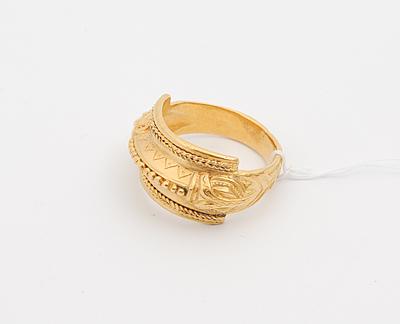 Schuler Auktionen AG - Gold-Ring