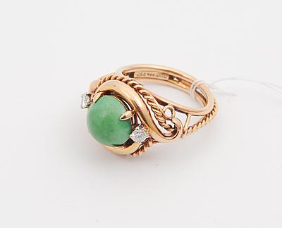 Schuler Auktionen AG - Quarz-Brillant-Ring