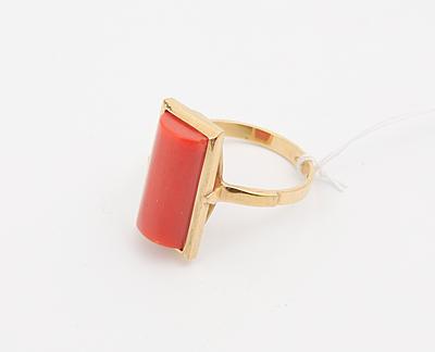 Schuler Auktionen AG - Korallen-Ring