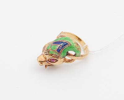 Schuler Auktionen AG - Drachen-Ring