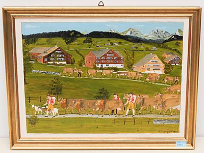 Schuler Auktionen AG - Tischhauser, Jakob