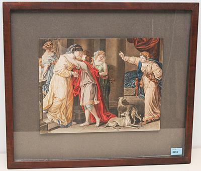 Schuler Auktionen AG - Anonym, 1.Hälfte 19.Jh.