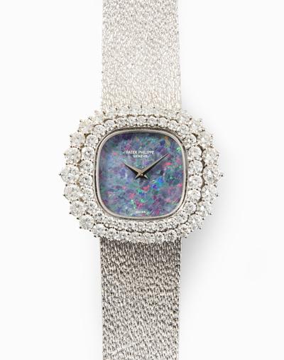 Schuler Auktionen AG - Patek Philippe Opal-Brillant-Damenarmbanduhr