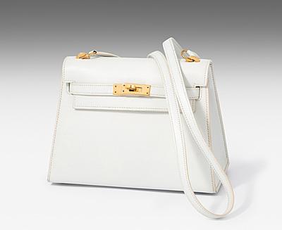 """Schuler Auktionen AG - Hermès, Tasche """"Mini Kelly épaule"""" 20 cm"""